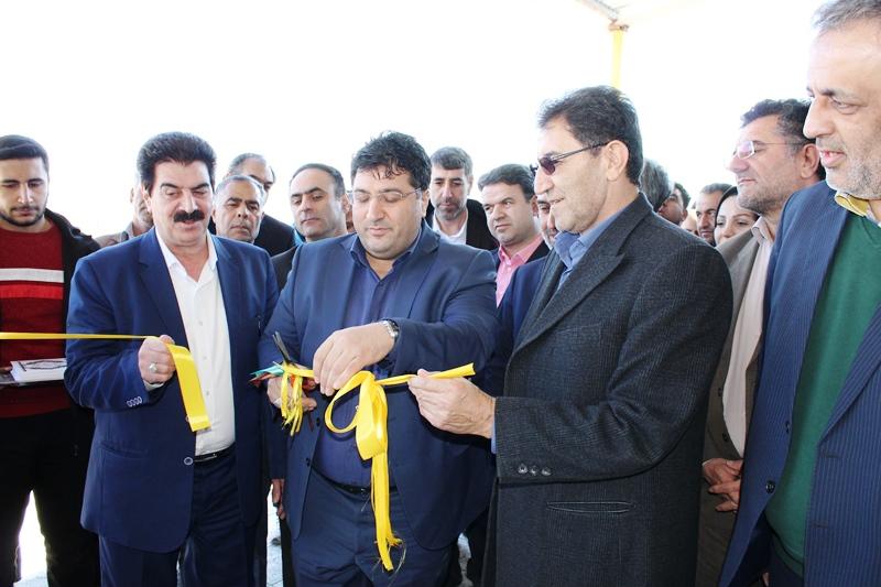 در پنجمین روز از ایام دهه مبارک فجر 2 طرح صنعتی با حضور عباس تابش معاون وزیر صنعت، معدن و تجارت در شهرک صنعتی خرم آباد افتتاح و به بهره برداری رسید.